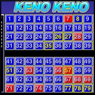 Free Keno Casino Games